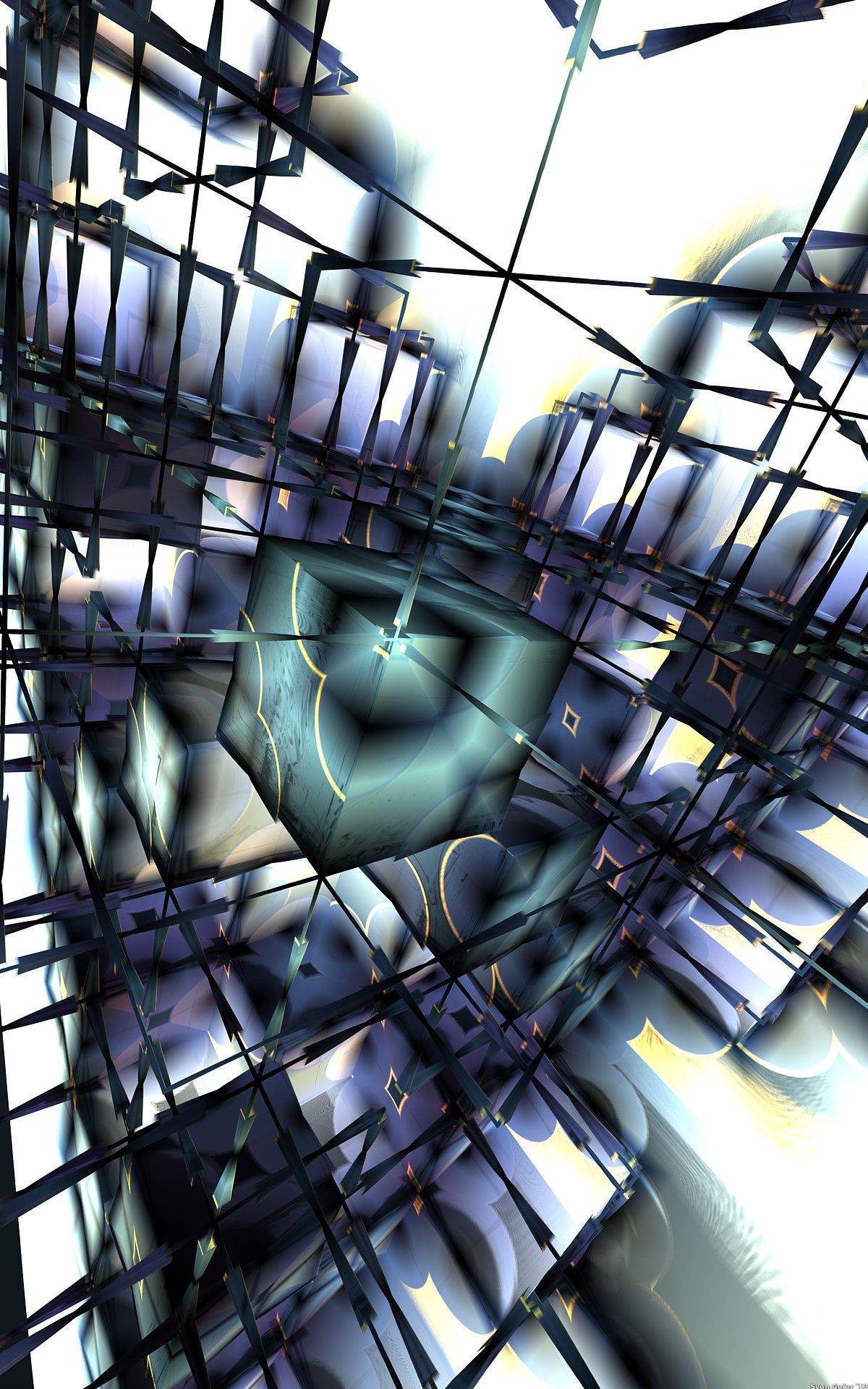 The irrational mechanics wiki turing church for Cubi spaceo